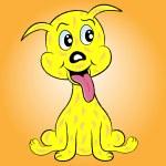 Puppy Dog Cartoon Character — Stock Vector #2304361