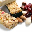 Foto Stock: Muesli bars
