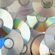 Royalty-Free Stock Photo: Compact discs