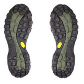 Sole of sport shoe — Stock Photo