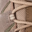 Detail of hifing shoe - Stock Photo