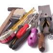 Set of tools — Stock Photo