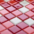 colorful mosaic tiles — Stock Photo