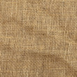 Texture of jute — Stock Photo