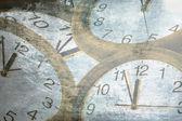 抽象的な時間の概念 — ストック写真