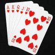 Stockfoto: Poker cards