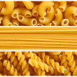 Various pasta - Stock Photo