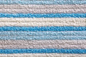 Texture of towel — Stock Photo