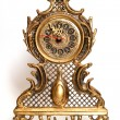 Bronze clocks old-fashioned — Stock Photo #2290228