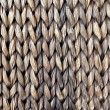 Papyrus leaf weave pattern - Stock Photo