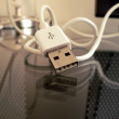 Usb cable 4 — Stock Photo