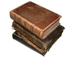 Antique books 2 — Stock Photo