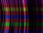 Abstract satin multicolored background — Stock Photo