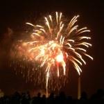 Fireworks in Washington DC — Stock Photo #2386792