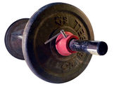 Dumbell weight — Stock Photo