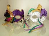 Carnival masks 2 — Stock Photo