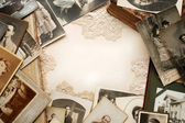 Vintage family memories — Stock Photo