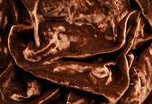 Fondo de terciopelo marrón — Foto de Stock