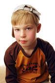 男孩的肖像 — 图库照片