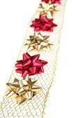 Gift & ribbons — Stock Photo