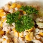 Tuna salad — Stock Photo #2309163