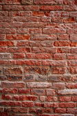Old brick grunge wall — Stock Photo