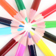 Color pencils — Stock Photo #2316508