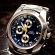 Foto de Stock  : Men's Wristwatch