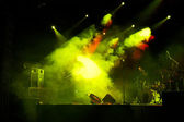 Stage In Lights 3 — Stock Photo