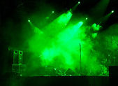 Stage In Lights 4 — Stock Photo