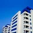 Modern Apartment Buildings — Stock Photo