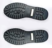 Versleten boot zolen 2 — Stockfoto