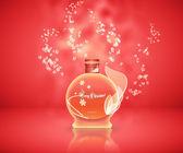 Christmas Perfume — Stock Photo