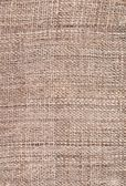 Hemp Textile Texture — Stock Photo