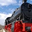 Stock Photo: Steam Locomotive 2