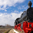 Steam Locomotive — Stock Photo #2471170