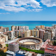 Stock Photo: Malaga cityscape