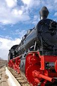 Steam Locomotive 2 — Stock Photo