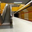 Stock Photo: Subway - Stairway
