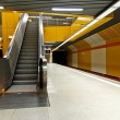 The subway - Stairway - Stock Photo