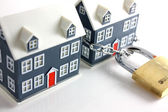 Some safe houses — Stock Photo