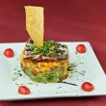 Gourmet Tuna Salad — Stock Photo
