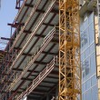 Construction of building - 
