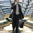 Young businessman - Stockfoto