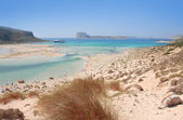 Littoral of Crete — Stock Photo