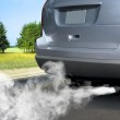 Pollution of environment — Stock Photo