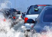 交通堵塞 — 图库照片