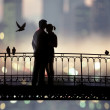 Sweethearts - Stockfoto