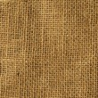 Sackcloth background — Stock Photo