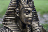 Pharaohs head — Stock Photo